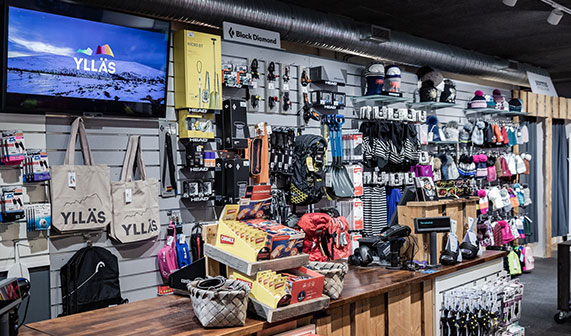 hill ski rent shop ylläs